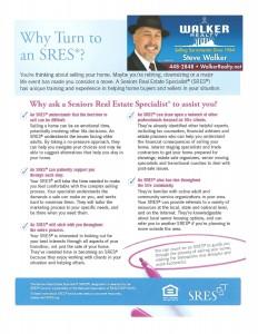 SRES Flyer
